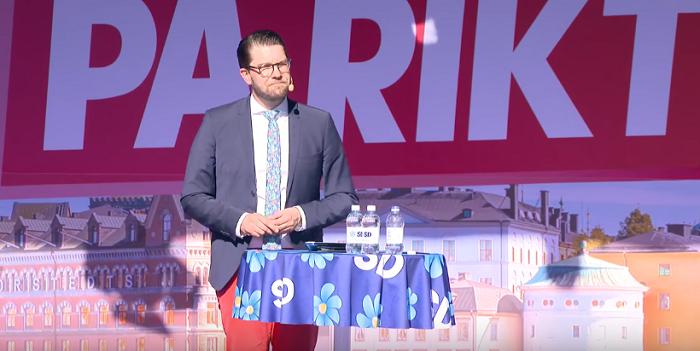 Sverigedemokraterna Opinionsundersökning