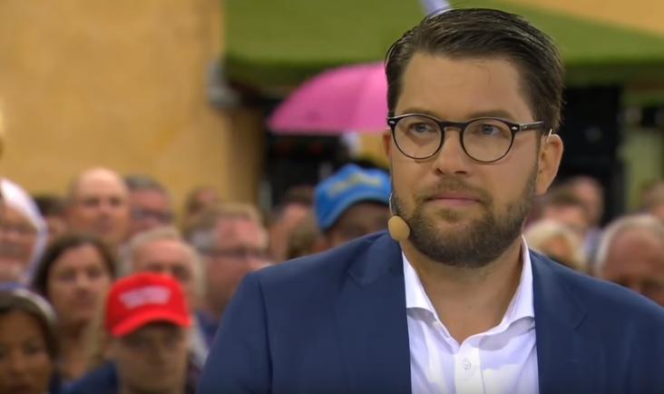 Sverigedemokraterna Skop Mätning Val 2018 Riksdagen