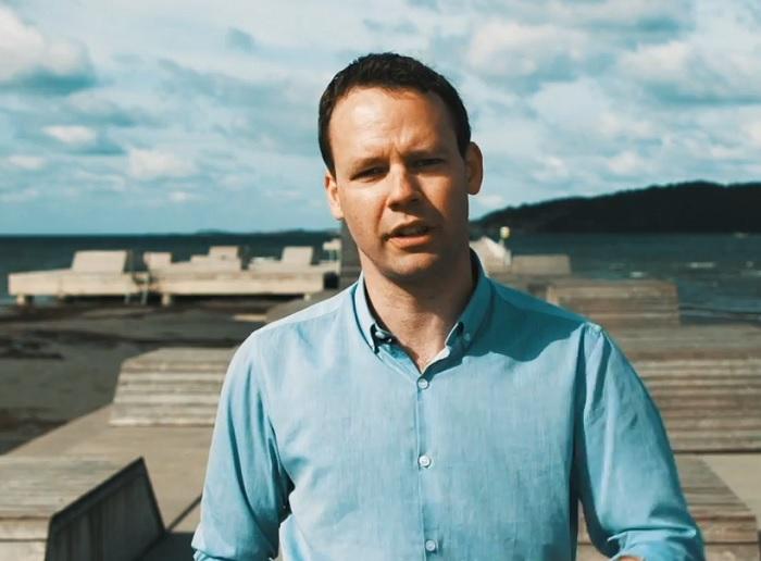 Esport Rickard Nordin Politik Centerpartiet