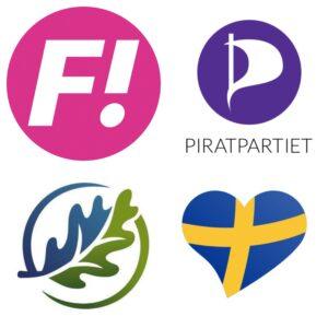 Alternativ För Sverige Odds 2022